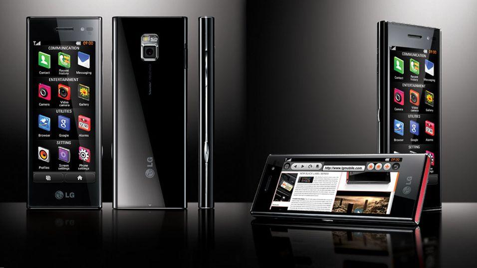 Slik er LGs nye luksusmobil