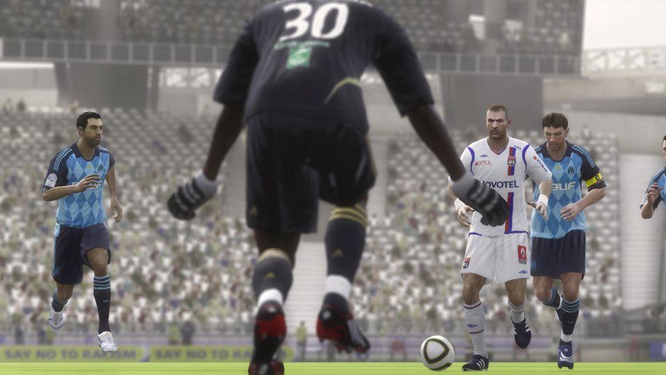 Nå kommer FIFA 10 til iPhone