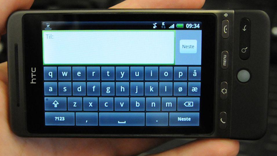 GUIDE: Slik bytter du Hero-tastatur