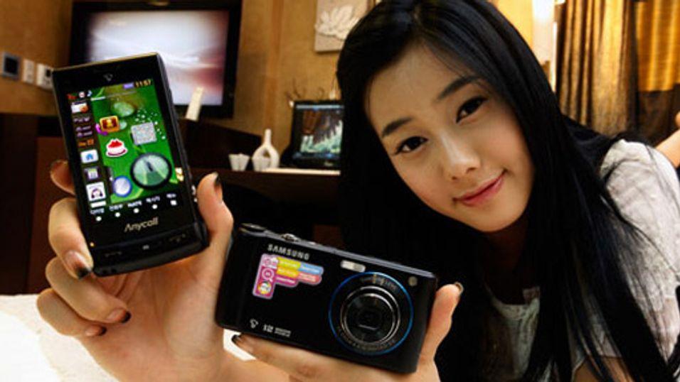 Mobilkamera eller kameramobil?