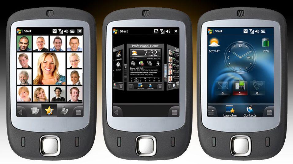 Nytt grensesnitt til din Windows-mobil