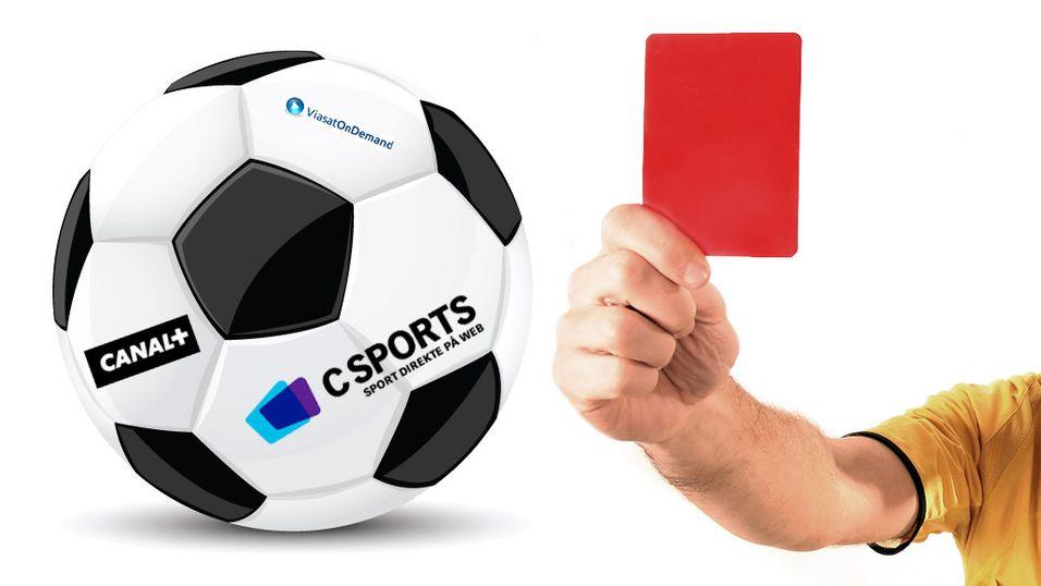 Horribel pris på nettfotball