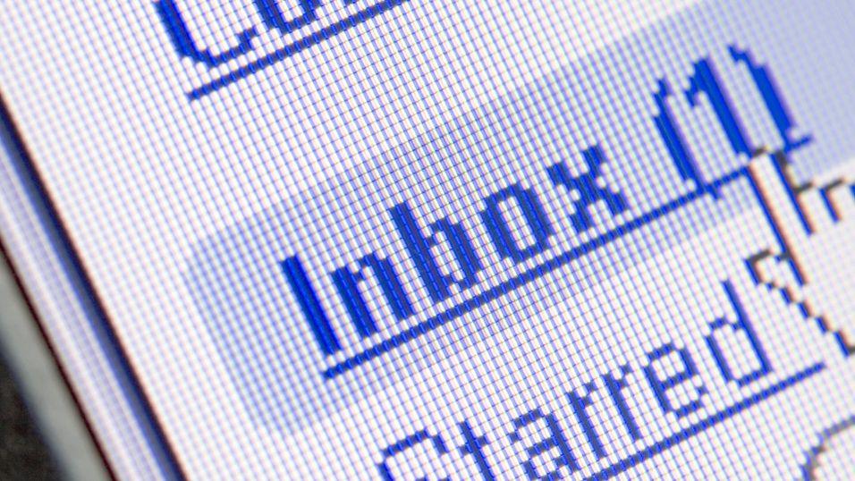 Bytt passord på e-posten din