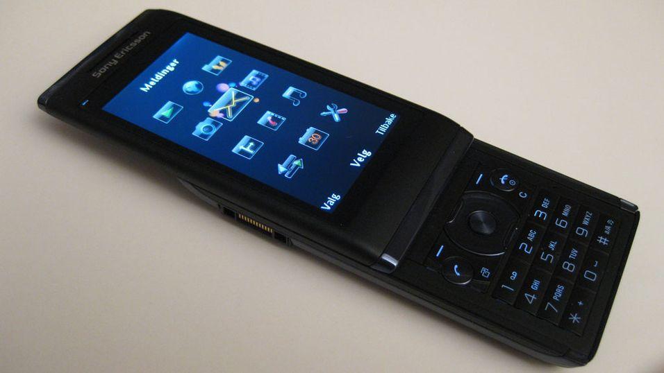 TEST: Test: Sony Ericsson Aino