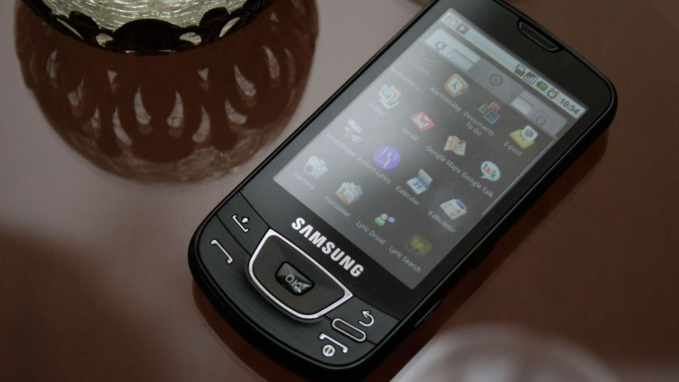 TEST: Test av Samsung Galaxy