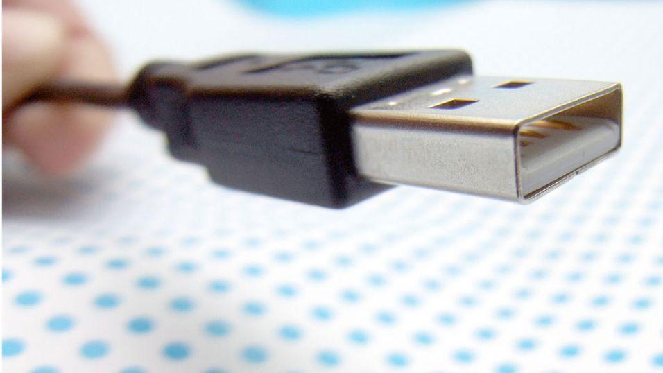 Nå er USB 3.0 her