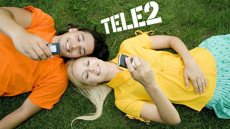 Tele2 også for storbrukere