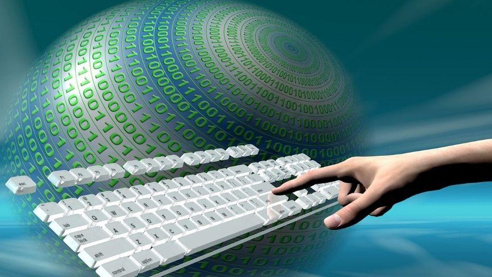 GUIDE: Slik virker Internett