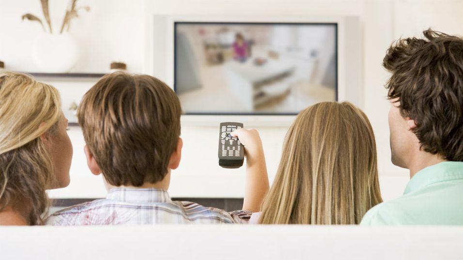 Her får du billig LCD-TV