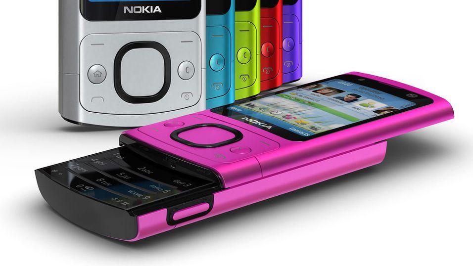 Fargerikt nytt fra Nokia