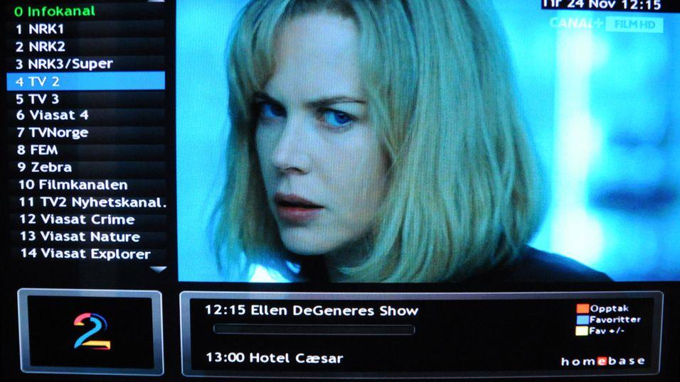 Homebase gir deg IP-TV