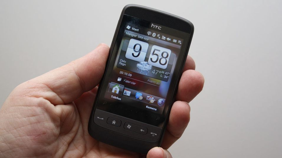 TEST: Test: HTC Touch 2
