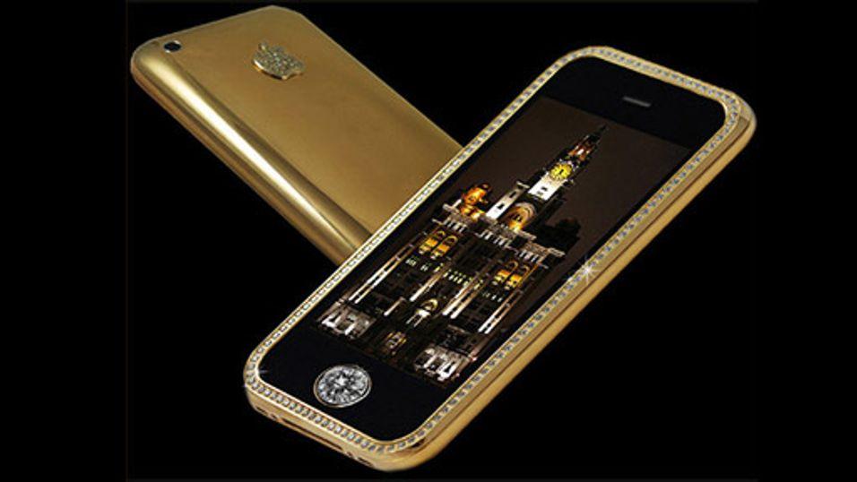 Verdens dyreste mobiltelefon