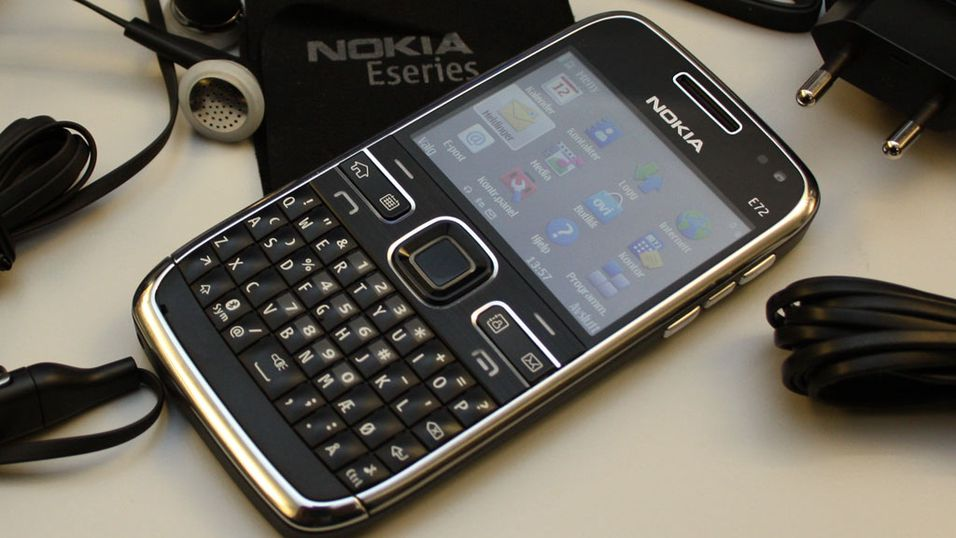 TEST: Test: Nokia E72 - back in business