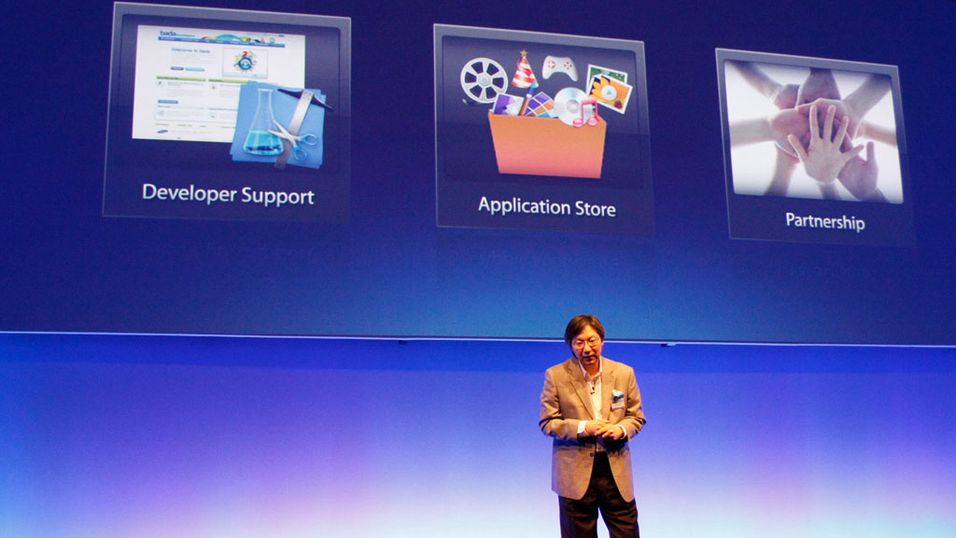 Her er Samsungs nye operativsystem