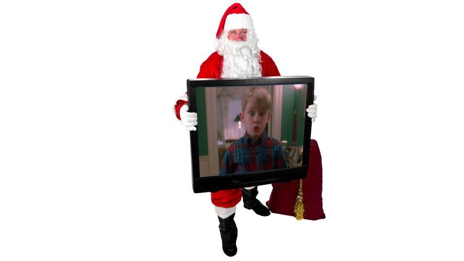 Få julestemning med fjernkontrollen