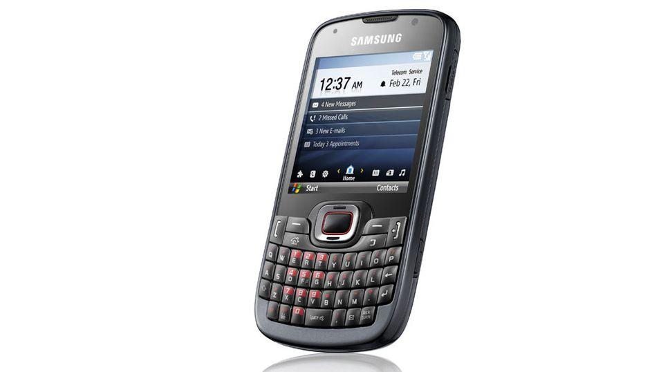 TEST: Test: Samsung GT-B7330 – Rimelig proffmobil
