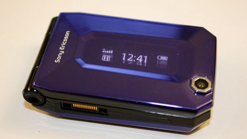 TEST: Test: Sony Ericsson Jalou - OMG!