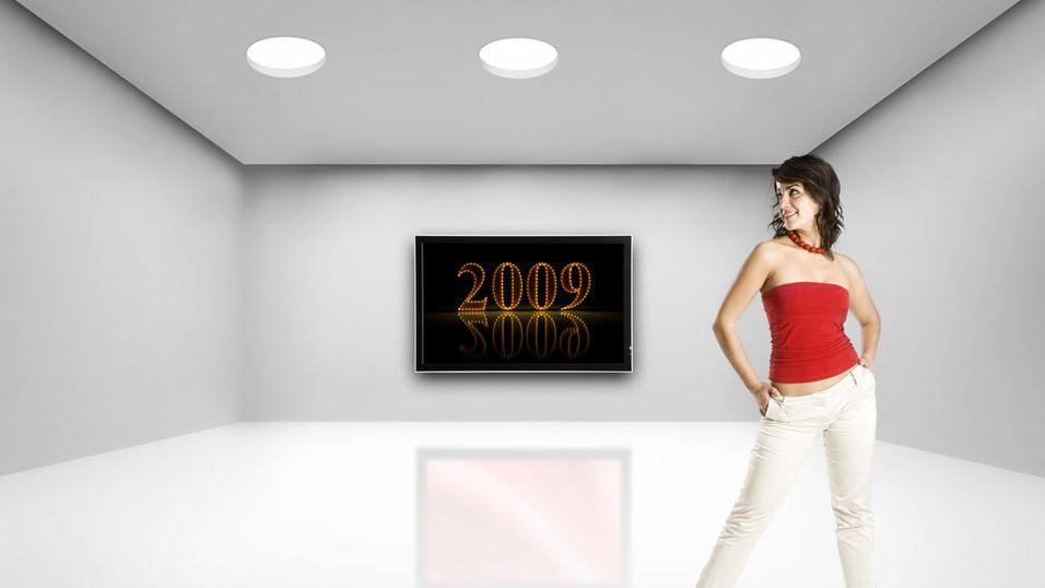 TV-høydepunktene i 2009