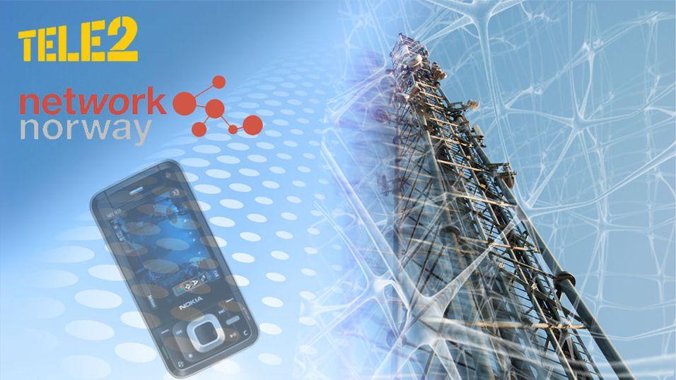Ericsson bygger Norges tredje mobilnett