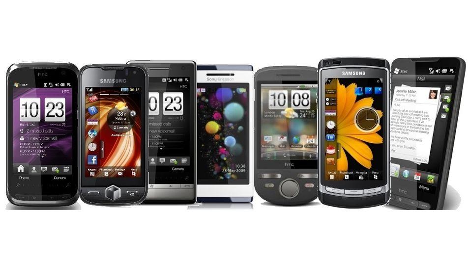 TEST: Årets beste mobiler