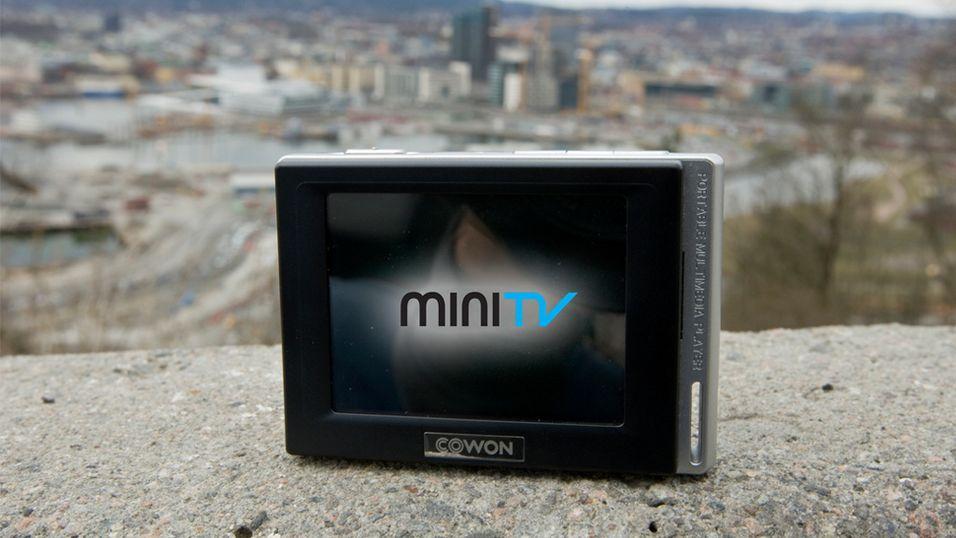 Første år med MiniTV