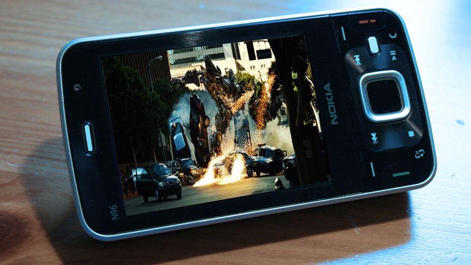 GUIDE: Se filmene dine på mobilen