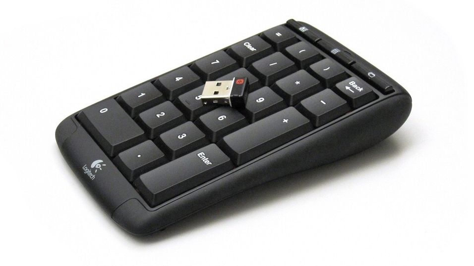 TEST: Logitech Wireless Number Pad N305