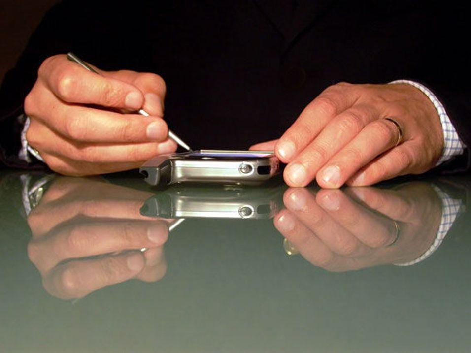 Med Atomkraft i mobilen