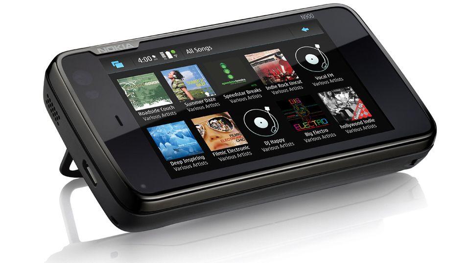 Endelig en oppdatering til N900