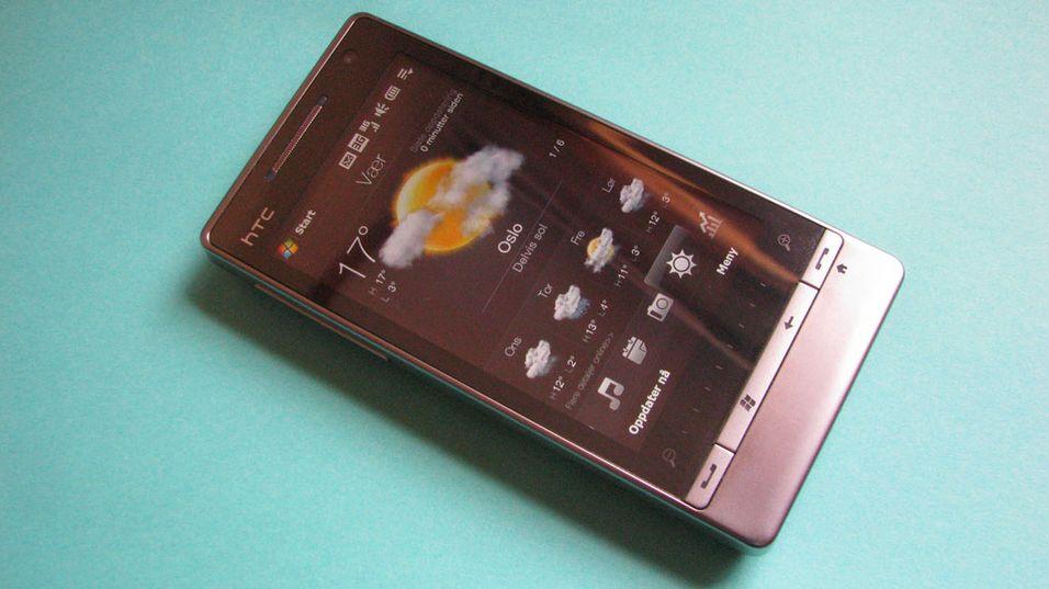Tredje runde med HTC Touch Diamond