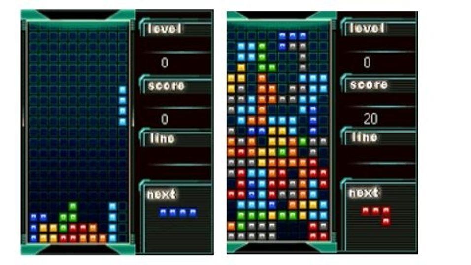 Tetris er kongen av mobilspill