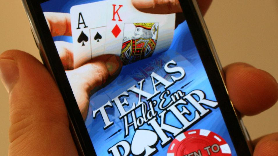 Test av Texas Hold'Em Poker