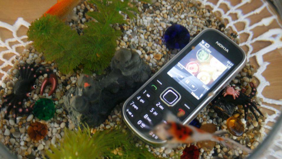 TEST: Test: Nokia 3720 – Pinglete friluftsmobil