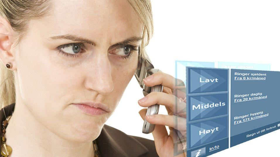 Full forvirring rundt Telepriser