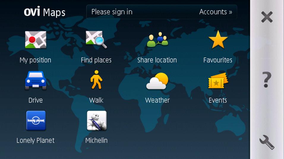 Populært med gratis navigasjon
