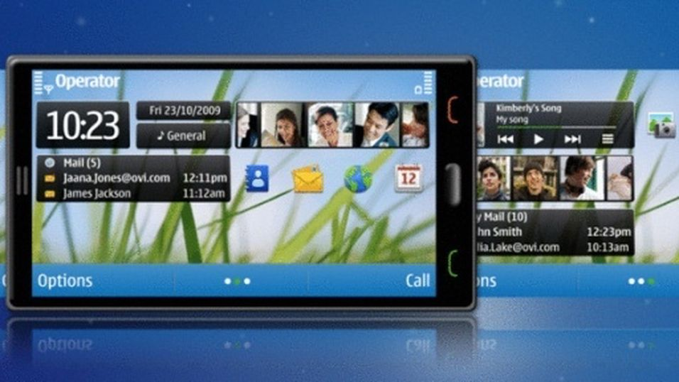 Symbian blir åpent