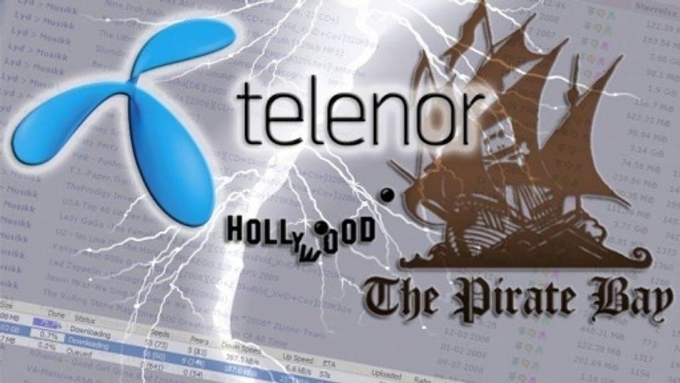 Telenor vant igjen mot musikkbransjen