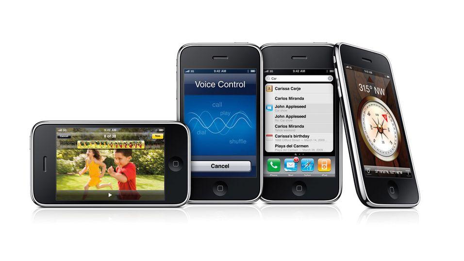 iPhone elsket av folket