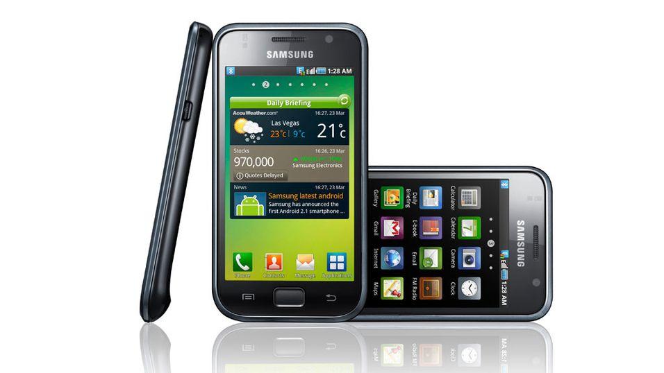 Samsung lanserte monstermobil i natt