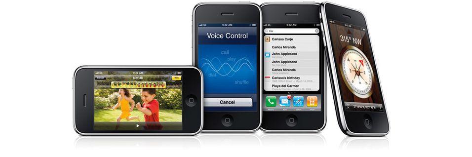 Dette er iPhone OS 4.0