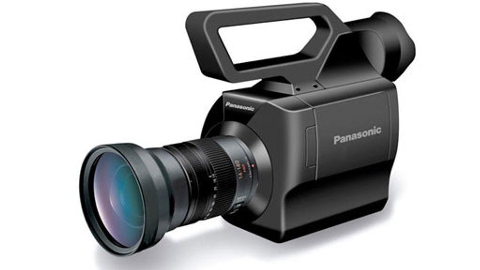 Nytt proffkamera fra Panasonic
