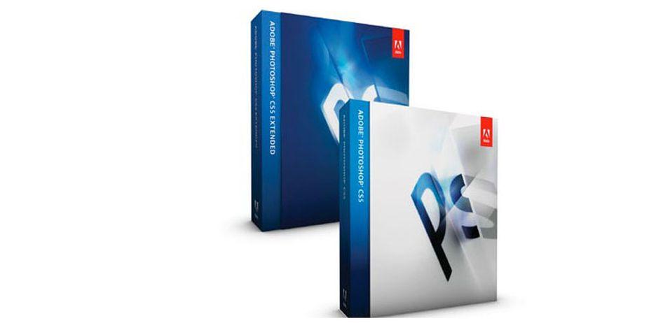 Adobe Photoshop i ny versjon