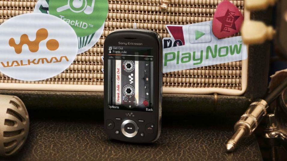 Sony Ericsson med to nye Walkman-mobiler