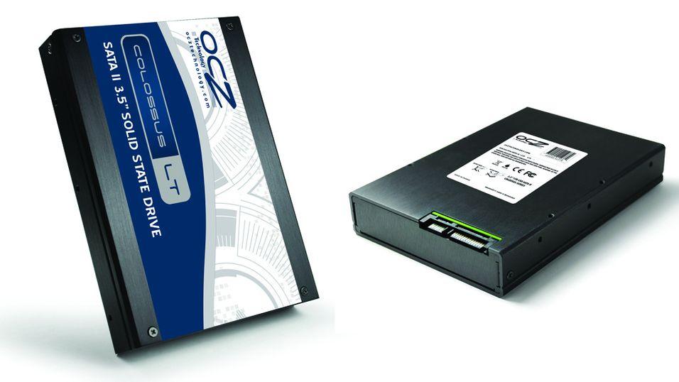 SSD i gigantformat