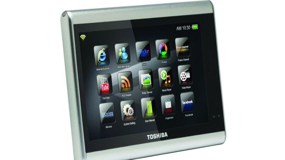 Toshiba vil konkurrere med iPad