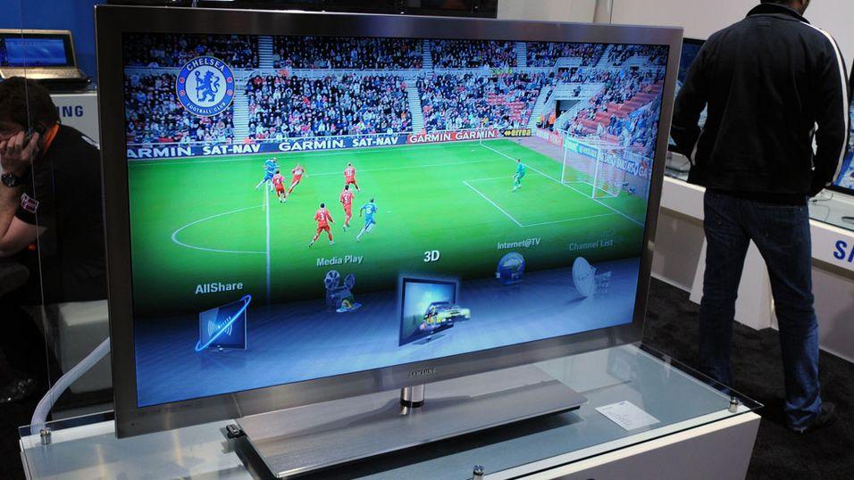 Sniktitt: Samsungs nye 3D-TV-er