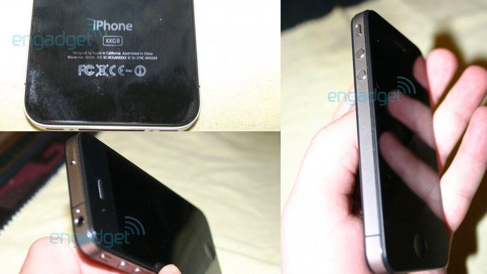 iPhone 4G – nå er den avslørt