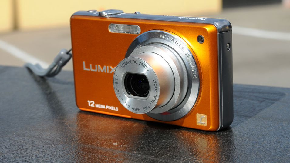 TEST: Test: Panasonic DMC-FS10