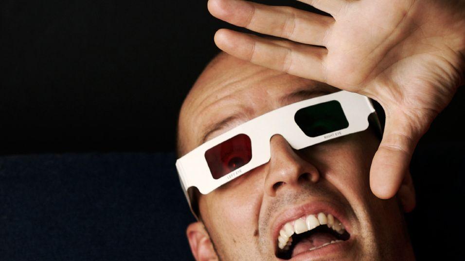 – Skru av 3D når du er trøtt